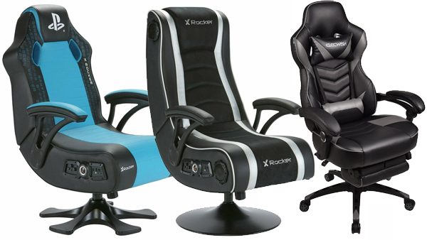 Fantastic Take A Load Off With These Black Friday Gaming Chair Deals Short Links Chair Design For Home Short Linksinfo