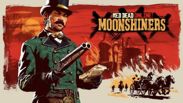 Red Dead Online Moonshiners update goes live today