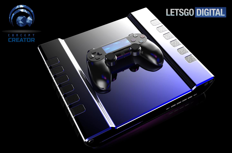 Voici à quoi pourrait ressembler la manette de la PS5 !
