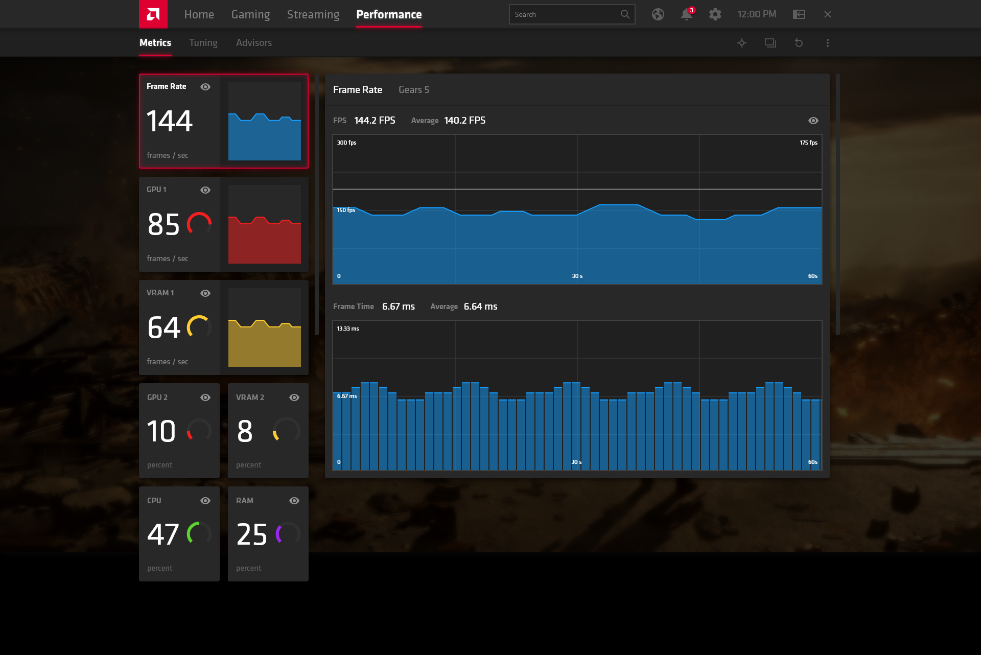 Amd S Radeon Graphics Card Software Gets A Major Refresh With Impressive New Features Vg247