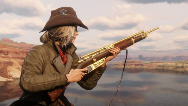 This week's Featured Series in Red Dead Online is Free Aim: Make It Count