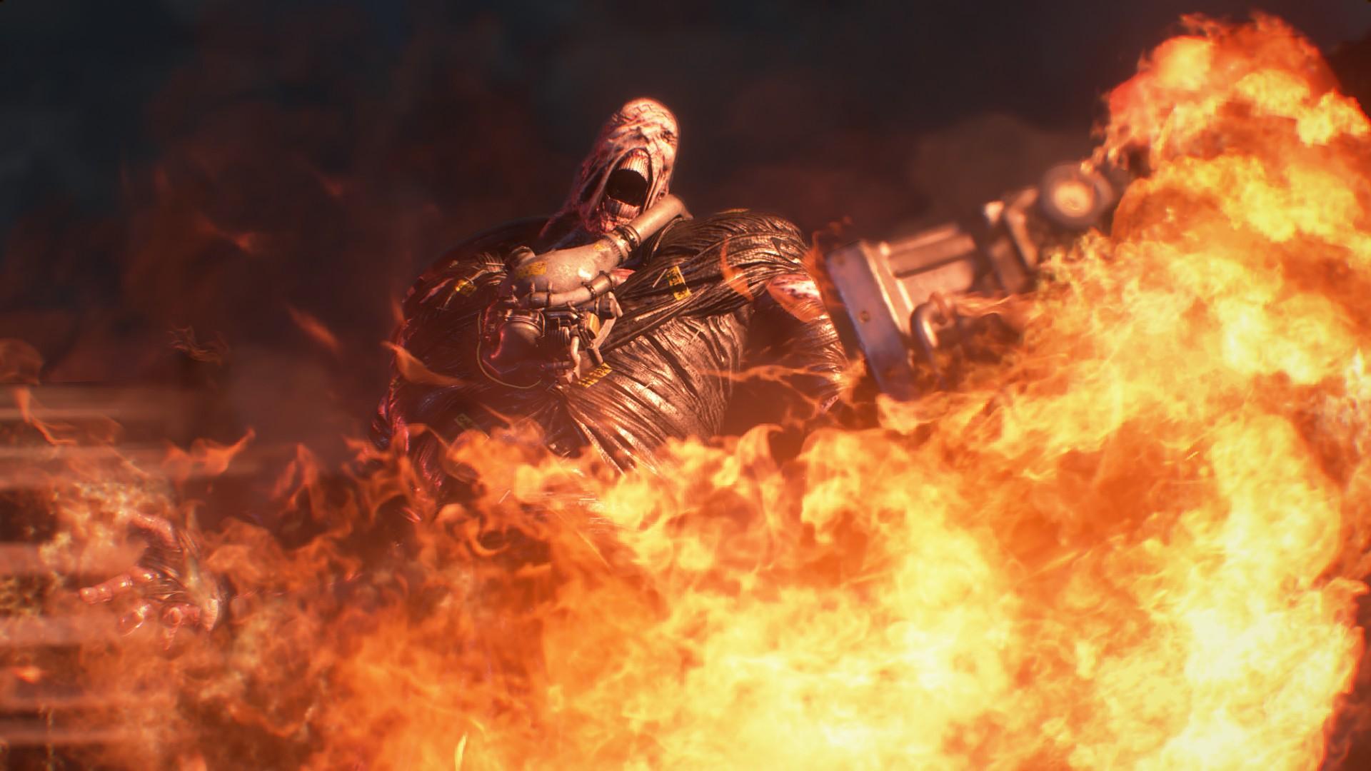 Resident Evil 3 Remake Review A Step Backwards Vg247