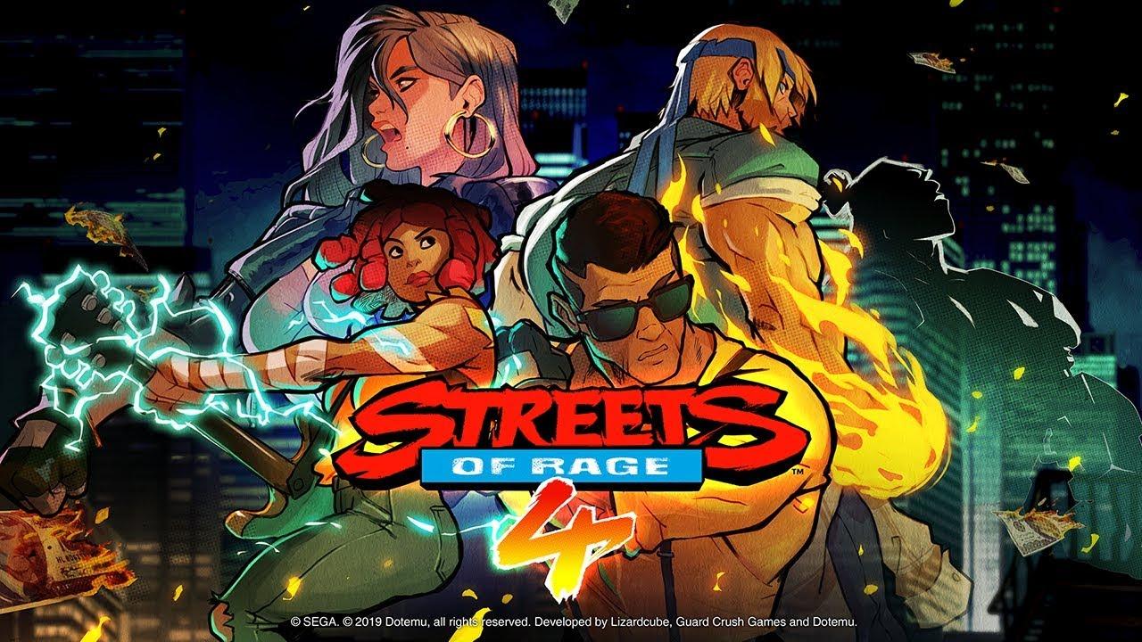 Mira este nuevo tráiler de juego lleno de acción para Streets of Rage 4 11