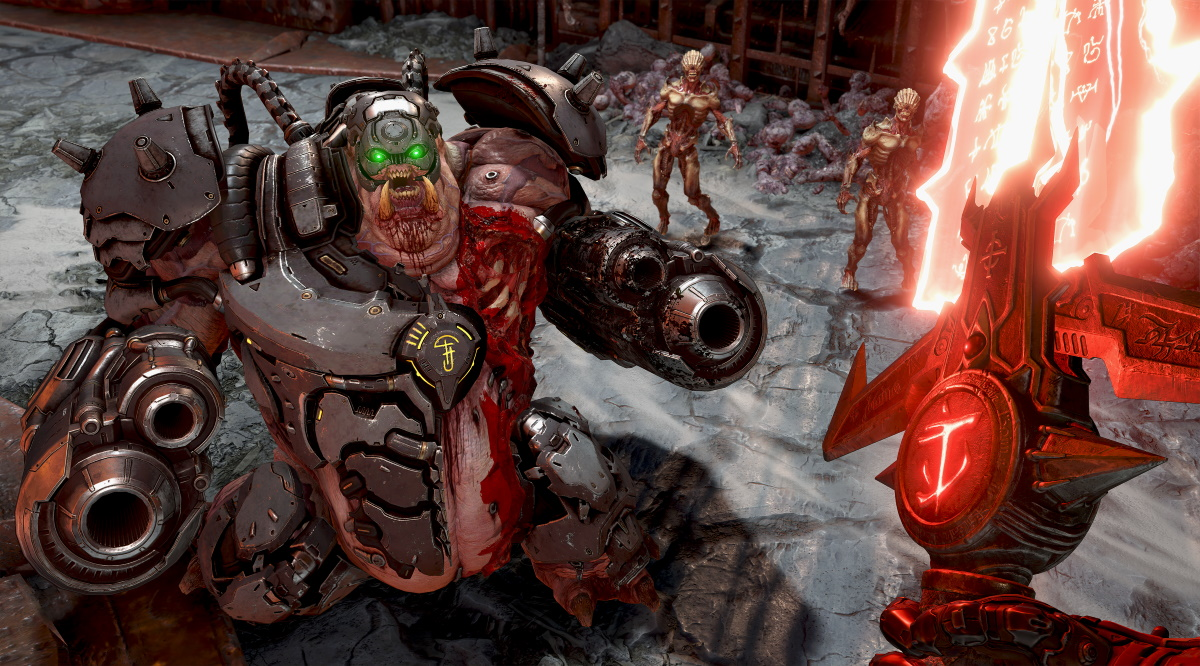 Doom Eternal Is Over 20 Hours Long, According To Dev