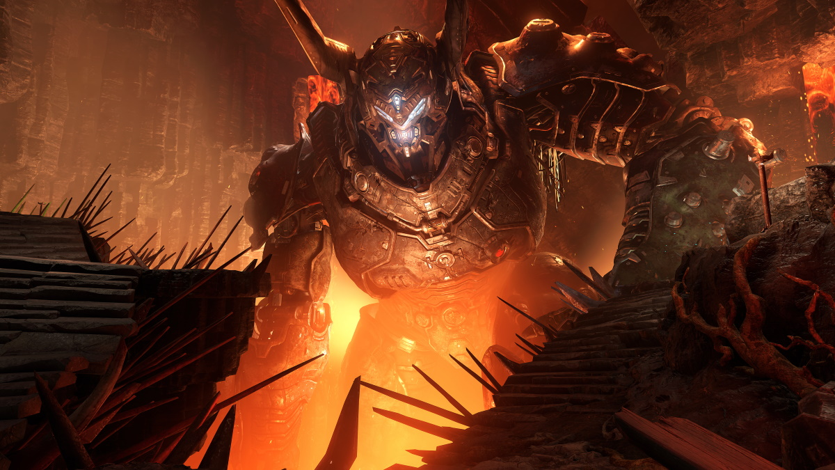 Doom Eternal Executive Producer Confirms Composer Will Not Be