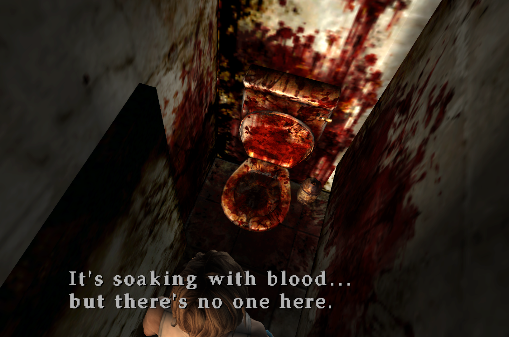 Horror In The Shithouse Lifting The Lid On Silent Hill S Curious