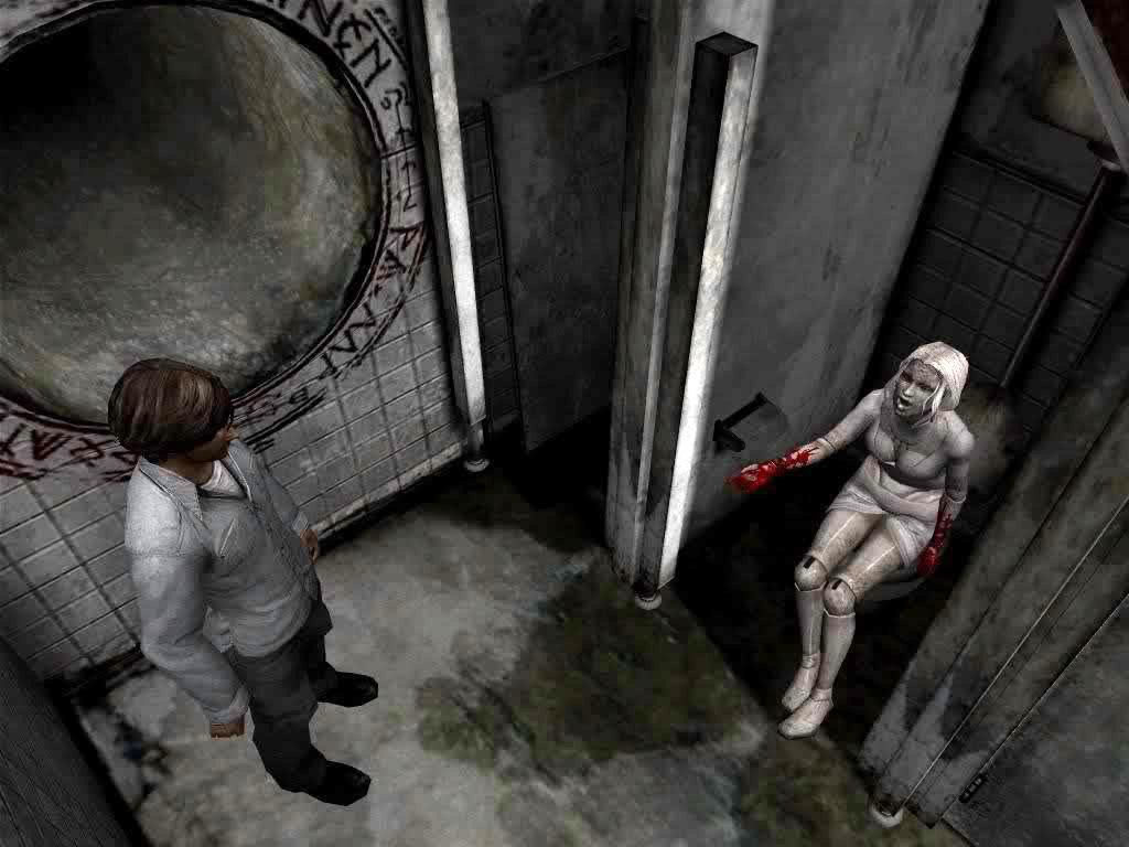 Horror en la mierda: levantar la tapa sobre la curiosa obsesión de Silent Hill con los baños 4