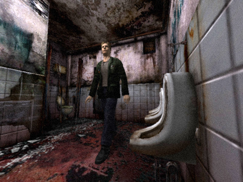 Horror en la mierda: levantar la tapa sobre la curiosa obsesión de Silent Hill con los baños 5
