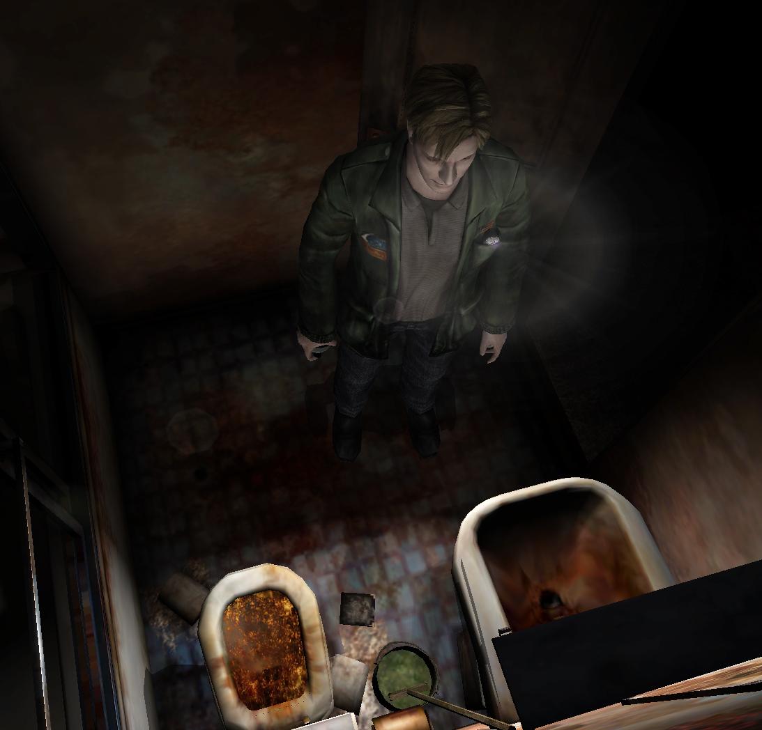 Horror en la mierda: levantar la tapa sobre la curiosa obsesión de Silent Hill con los baños 7