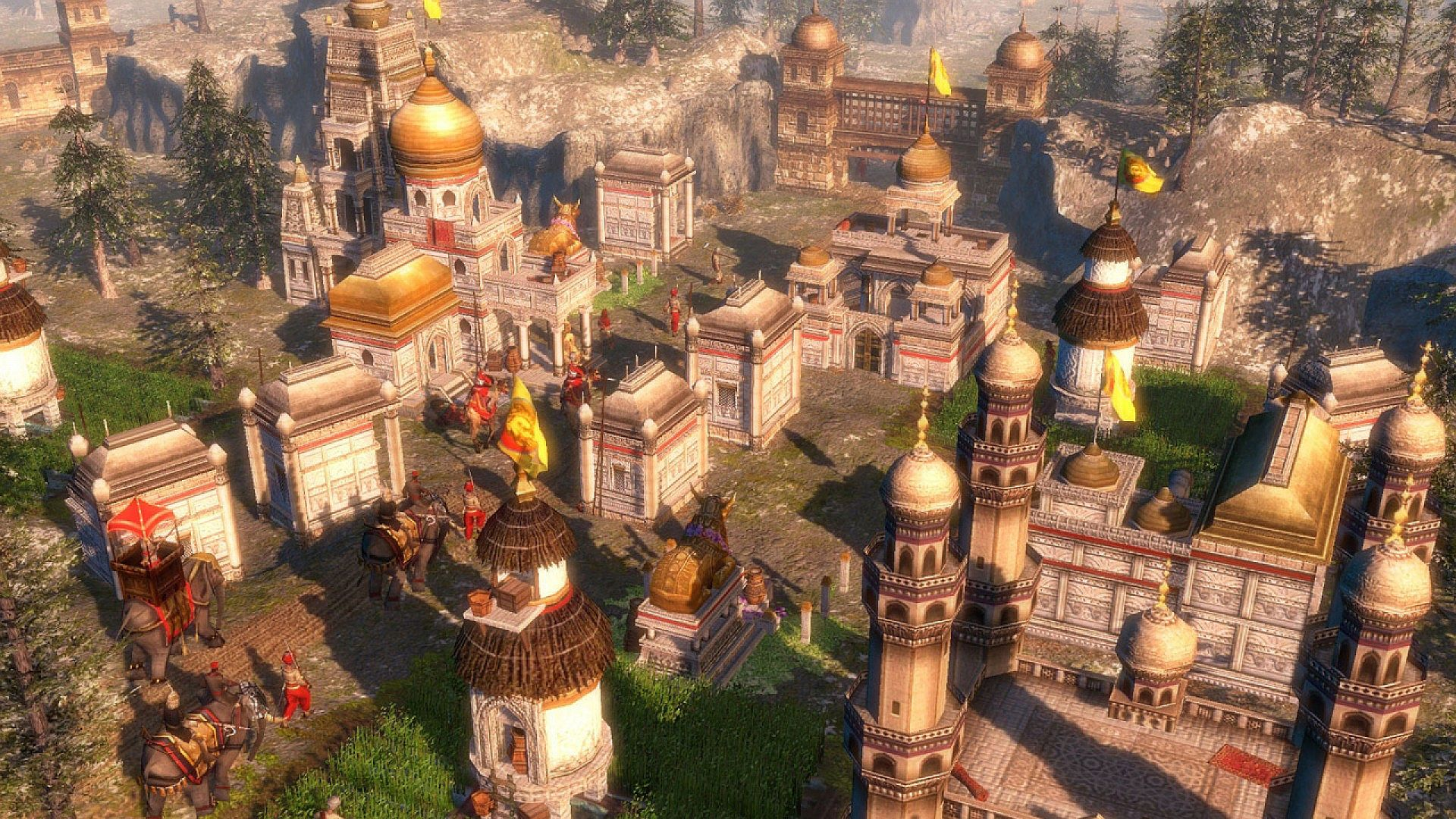 Microsoft is teasing Age of Empires 3: Definitive Edition release at gamescom thumbnail