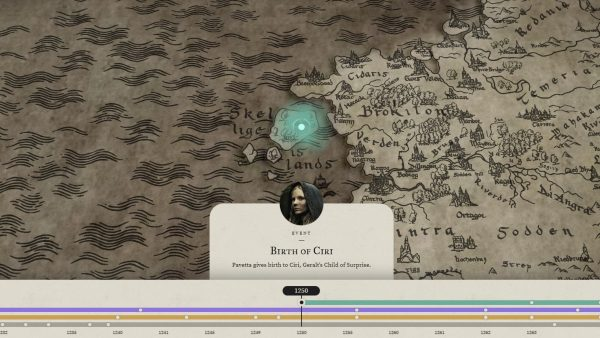 Interactive Map Of Netflix's The Witcher Dives Deep Into History