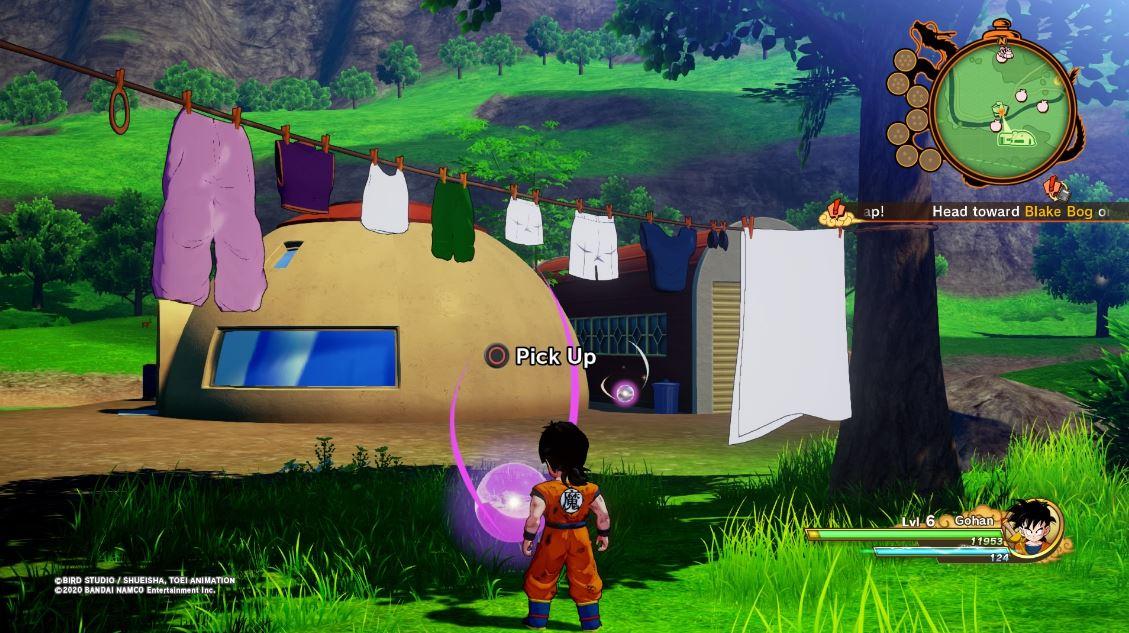 Guía de Dragon Ball Z Kakarot: cómo obtener medallas D, Zeni y orbes Z 3