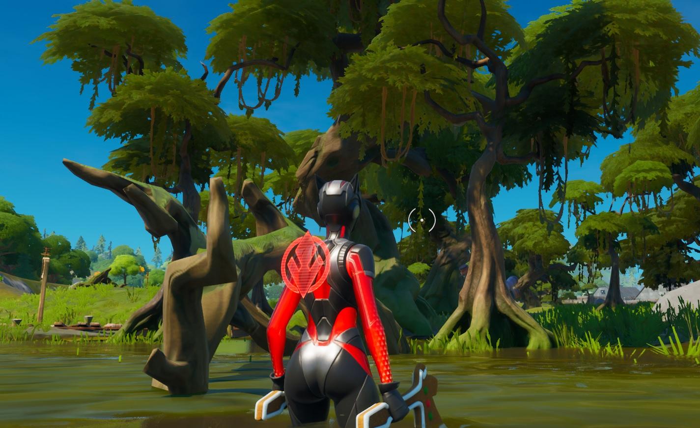 Fortnite: Bab 2 - Di mana menemukan gnome tersembunyi 1