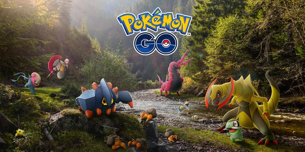 Pokemon Go Trade Evolution and more Unova region Pokemon added - VG247