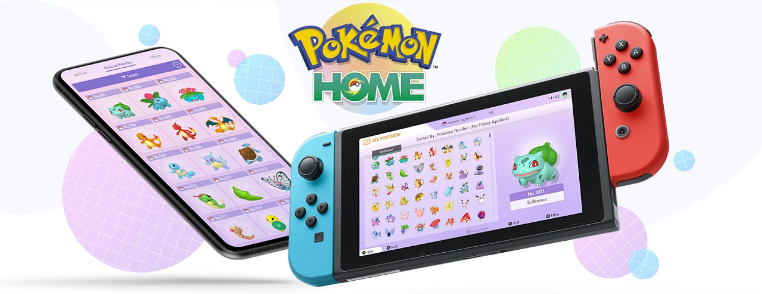 Pokemon Home features and Premium pricing outlined