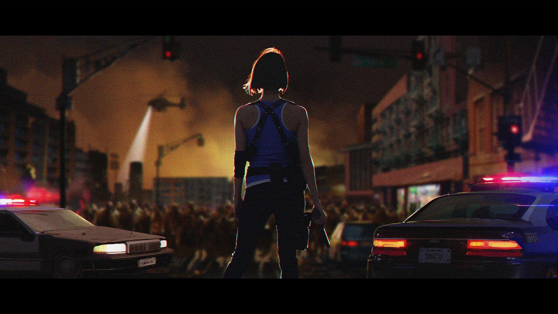 Resident Evil 3 Remake New Screenshots Concept Art And Video For Your Eyeballs Vg247
