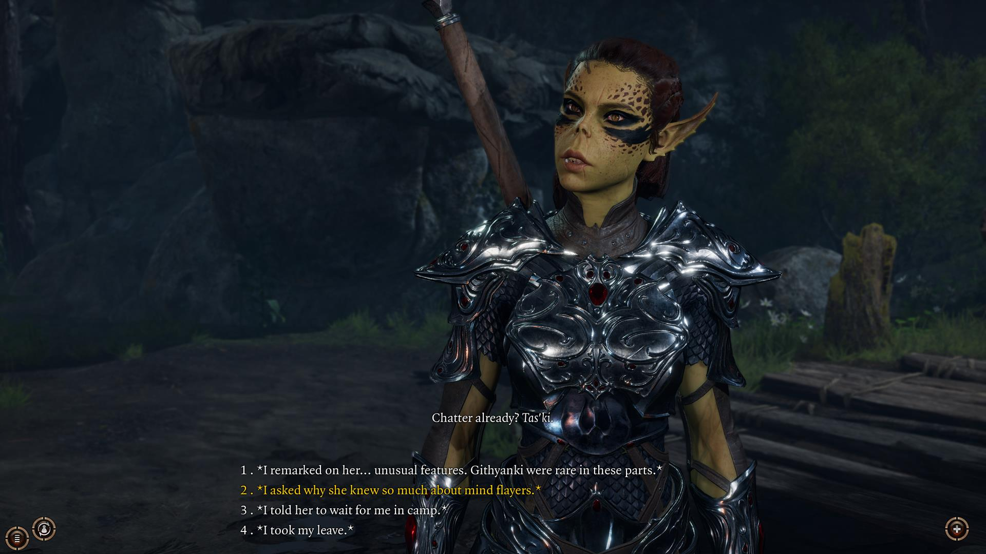 Baldur's Gate 3: Sí, puedes golpear a todos los compañeros, pero el romance será más que una simple recompensa 39