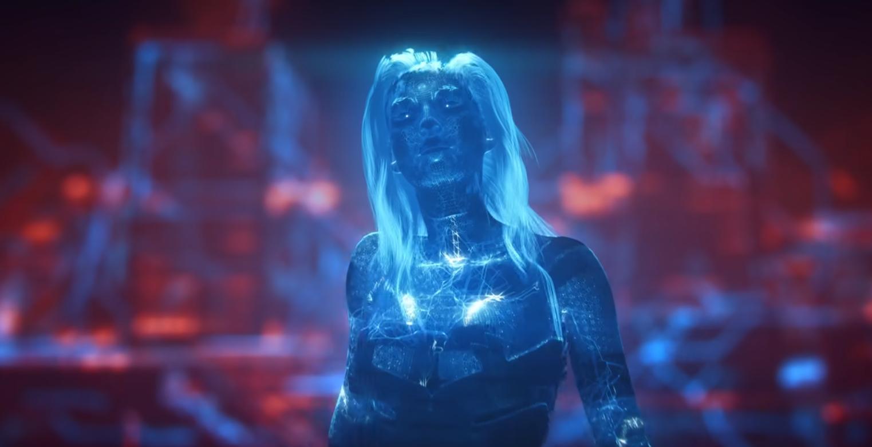 Spoilers: Grimes leaks her character's backstory in Cyberpunk 2077 - VG247