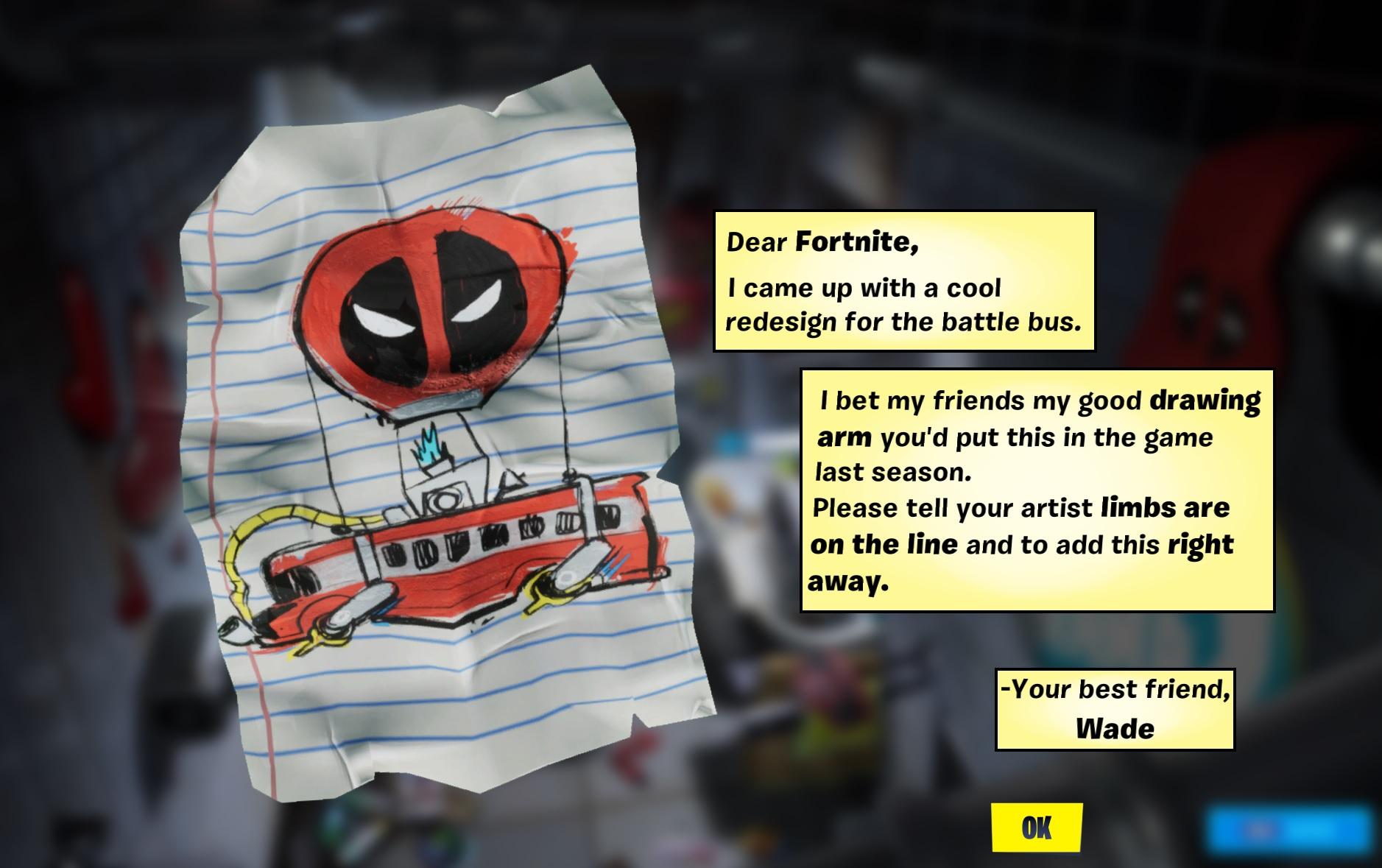 Fortnite Season 2 How To Unlock The Deadpool Skin Vg247
