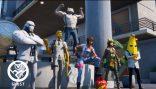 جديد Fortnite جلود الموسم الثاني: Meowscles ، Midas ، Maya والمزيد تم الكشف عنها في مقطورة Battle Pass 2