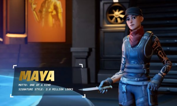 Fortnite Maya Challenges: How to Upgrade All Maya Skin Parts