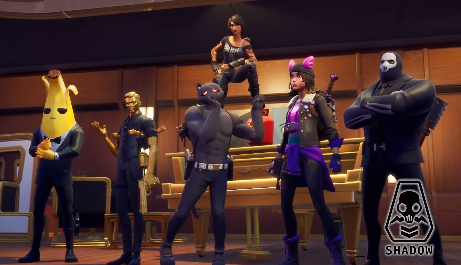 New Fortnite Season 2 Skins: Meowscles, Midas, Maya and more revealed in Battle Pass trailer - VG247