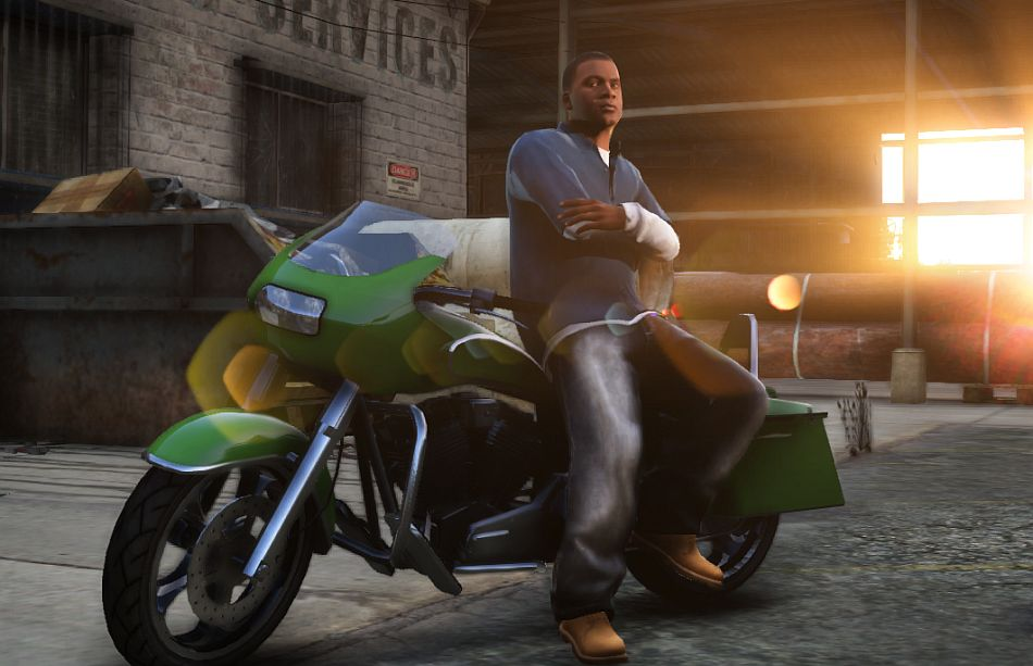 Gta 5 Call Of Duty Modern Warfare The Witcher 3 Were The Most