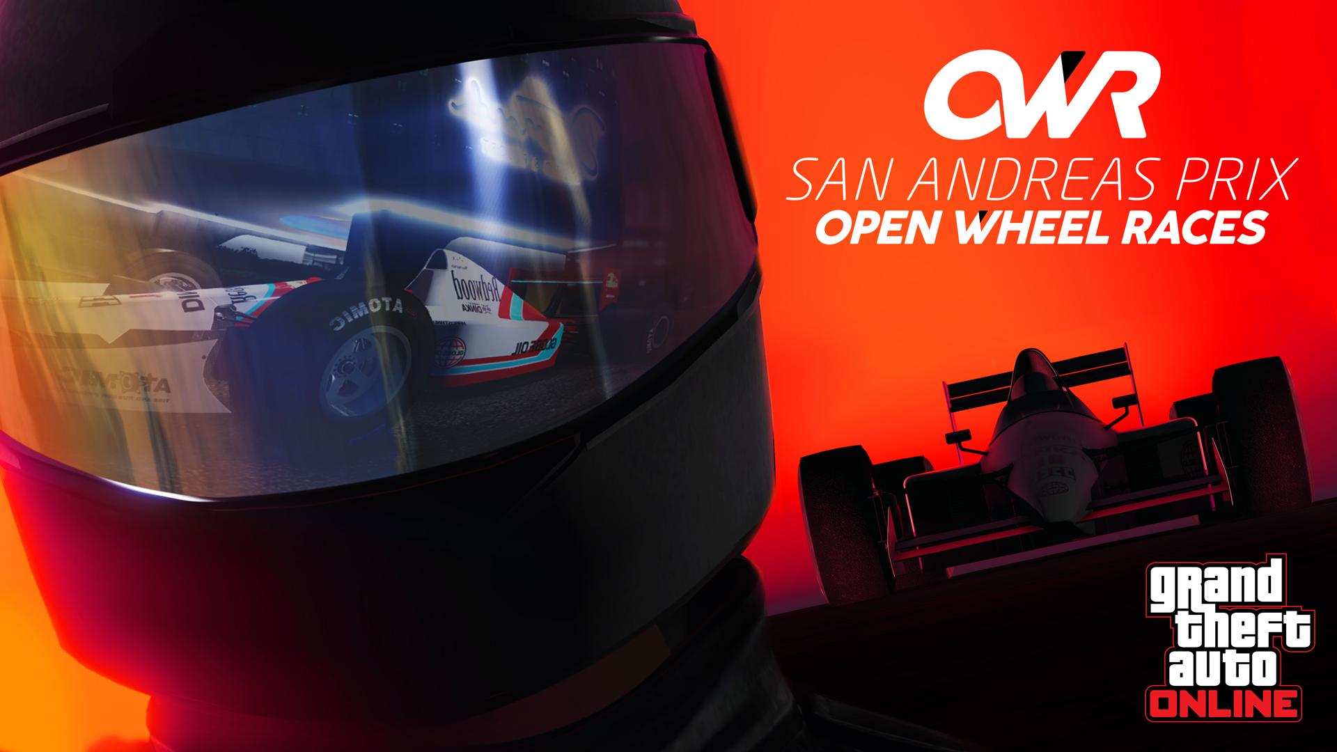 GTA Online básicamente tiene carreras de Fórmula Uno ahora 38
