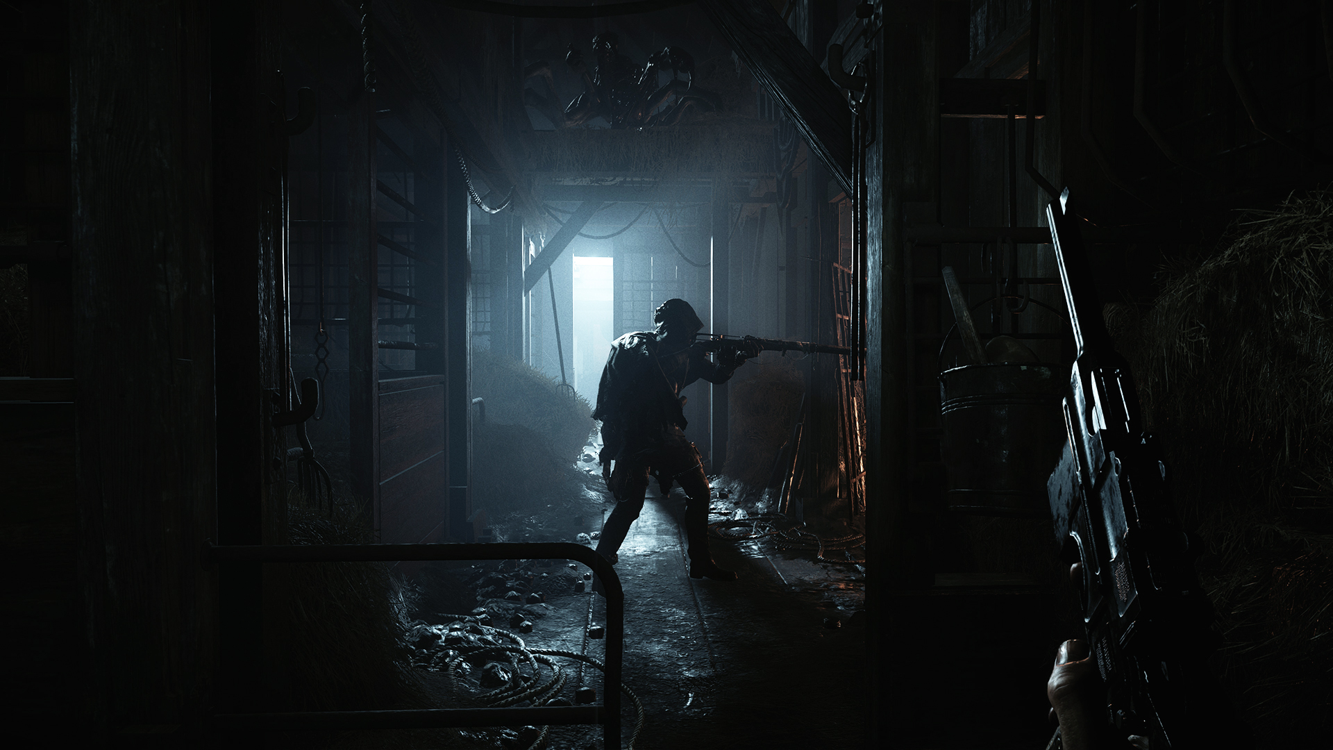 Hunt: Showdown review – an unforgiving, nasty piece of work, where you will die bleeding in a hedge - VG247