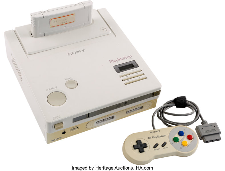 Oculus VR founder claims to be Nintendo PlayStation's $350k high bidder