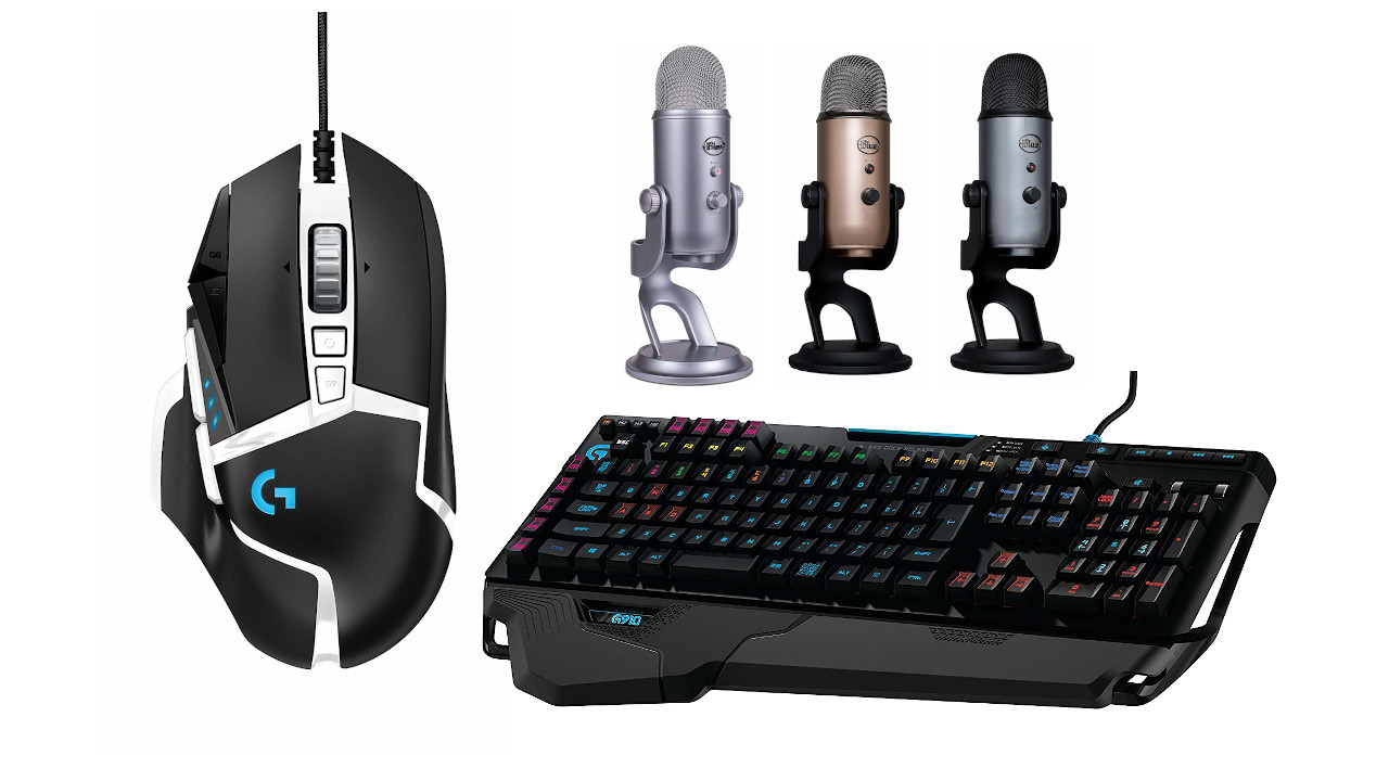 Logitech Gaming mice, keyboards and more are on sale at Amazon US - VG247