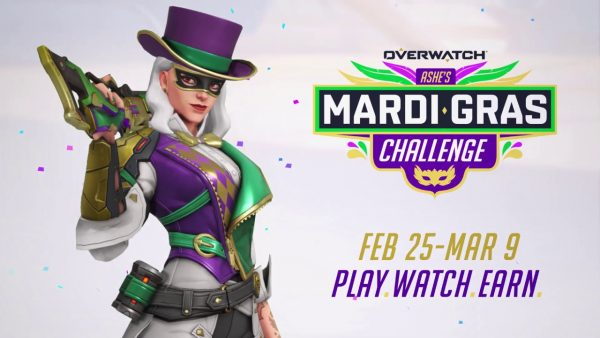 [EMBARGOED] Overwatch celebrates Mardi Gras with a limited-time event