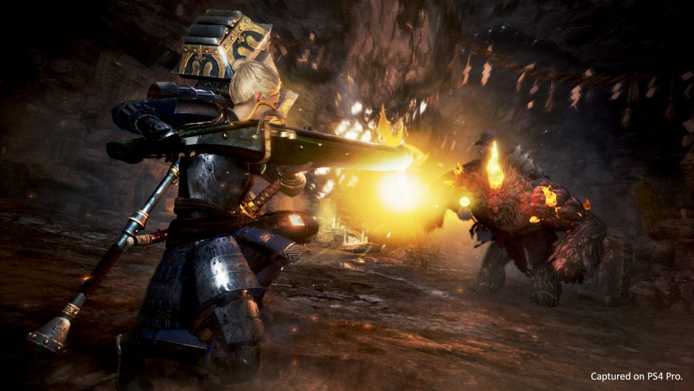 Nioh 2 goes gold ahead of March release - VG247