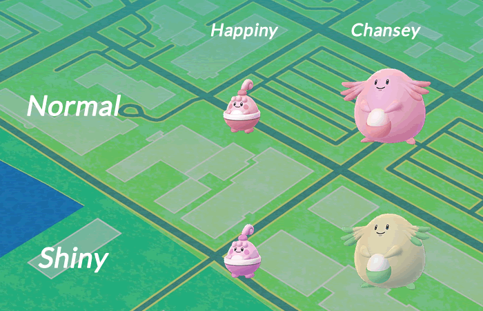 Evento 2020 de Pokemon Go Valentine: explican los brillantes bonos de Happiny, Chansey, nuevos Pokémon y eventos 3