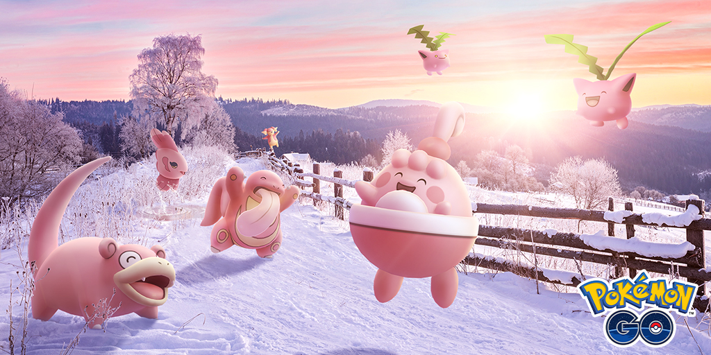 Evento 2020 de Pokemon Go Valentine: explican los brillantes bonos de Happiny, Chansey, nuevos Pokémon y eventos 2
