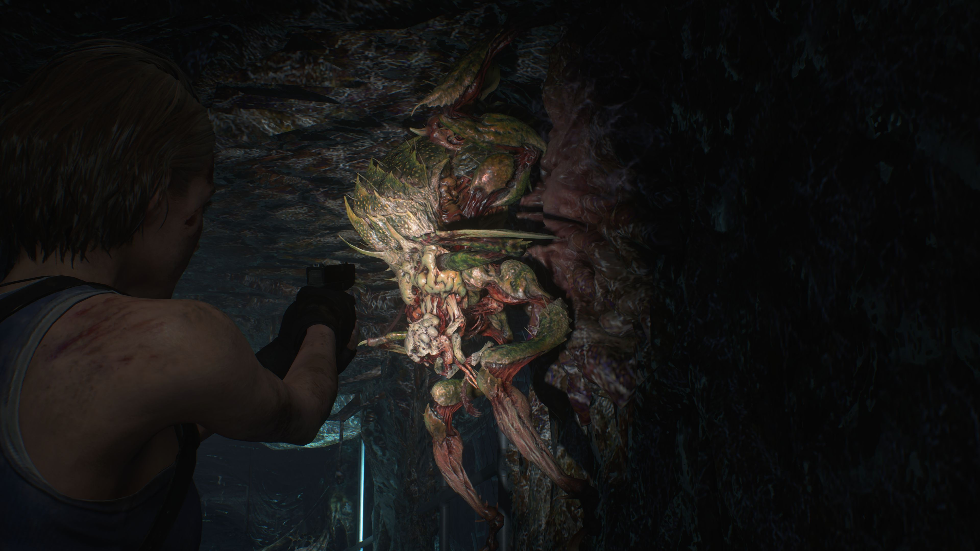 Resident Evil 3 Remake New Screenshots Concept Art And Video For