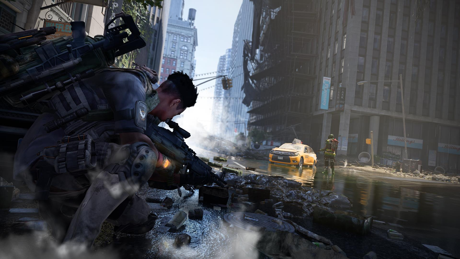 The Division 2 Datamine Reveals New Version Of Underground Survival Vg247