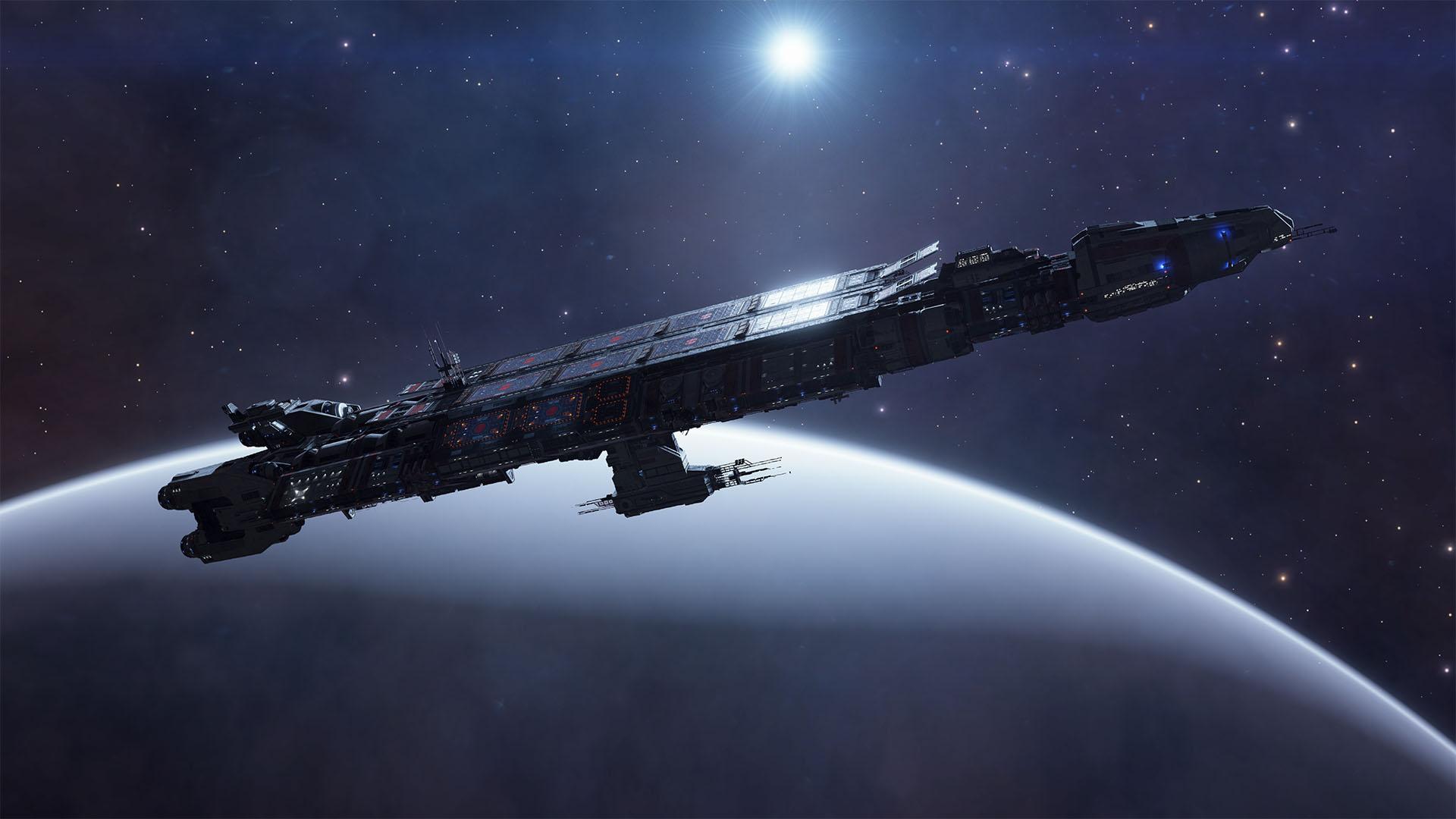 Los transportistas de flota llegarán a Elite Dangerous en junio, la primera de las dos betas que se celebrarán en abril 19