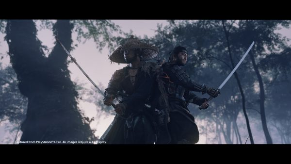 Ghost of Tsushima patch
