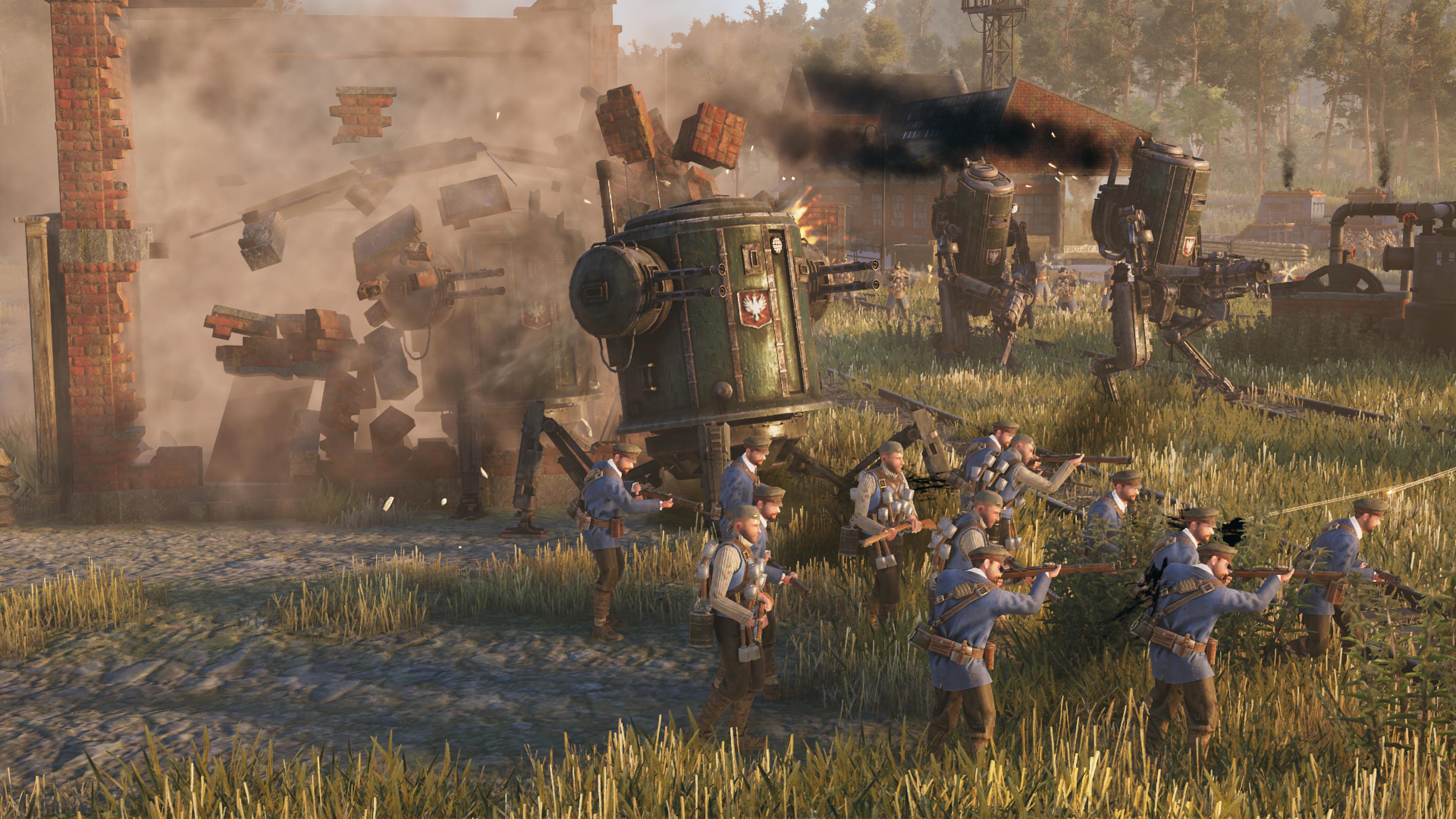Iron Harvest: el RTS pesado puede llenar esa brecha de Company of Heroes en tu vida 1