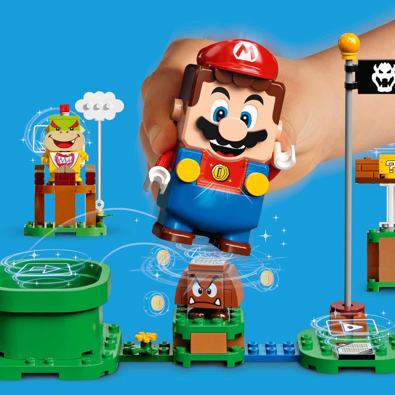 LEGO Super Mario en proceso durante cuatro años, la compañía quiere hacer más Nintendo IP 47