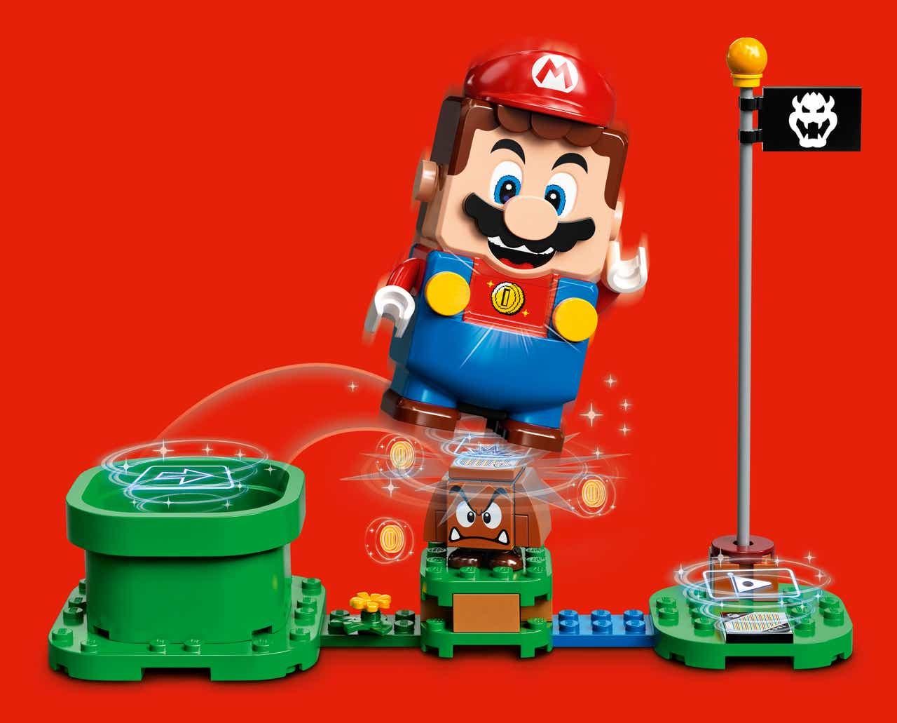El set de Super Mario LEGO tiene una fecha de lanzamiento, reserva en vivo 15