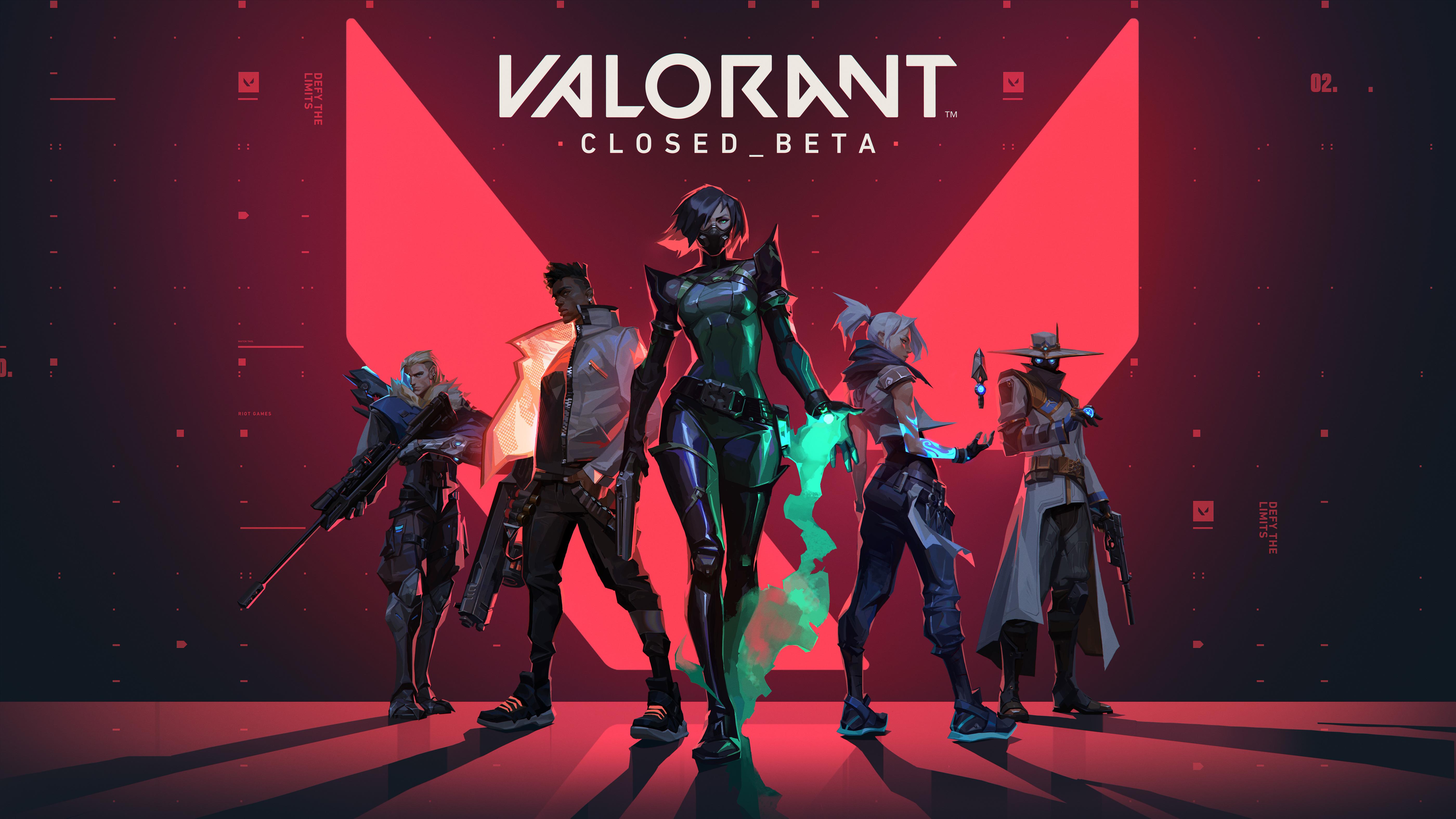 El nuevo tirador táctico de Riot, Valorant, entra en beta cerrada la próxima semana 1