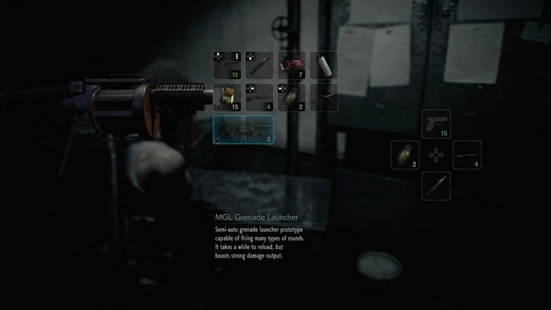 Resident Evil 3 Remake Sewers Walkthrough Grenade Launcher And