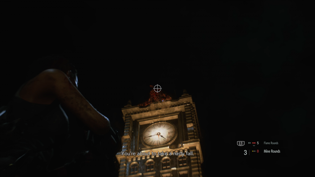 Resident Evil 3 Remake Walkthrough Jill Clock Tower Plaza And