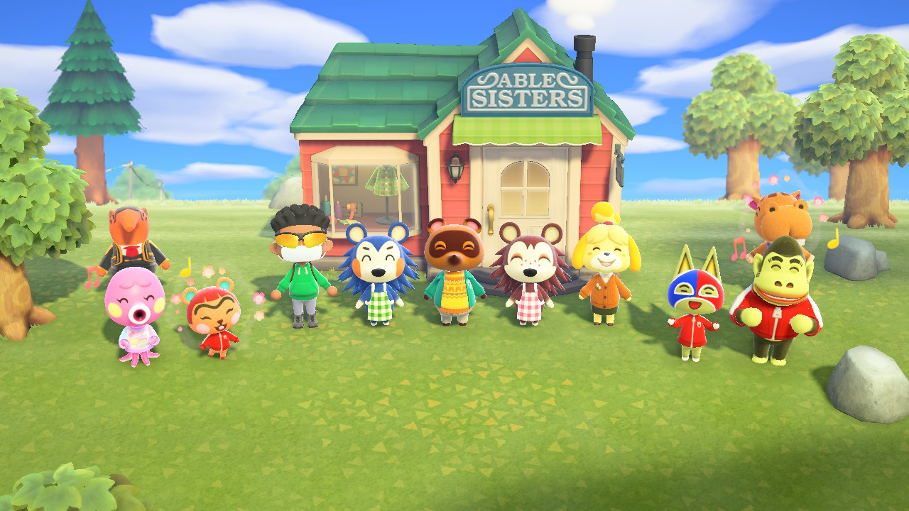 Animal Crossing New Horizons Building Guide How To Get All Of The Shops Move Buildings And More Vg247
