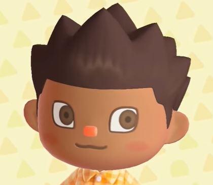 Remarkable Animal Crossing New Horizons Pop Hairstyles Cool Hairstyles Natural Hairstyles Runnerswayorg