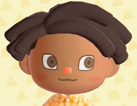 Animal Crossing: New Horizons: peinados pop, peinados geniales, colores de cabello elegantes 7