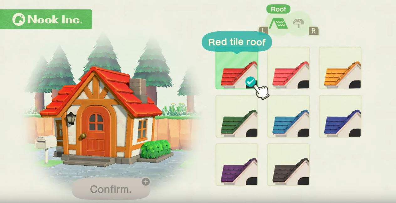 Animal Crossing New Horizons Roof Colors Which Should You Pick And How Do You Change Vg247