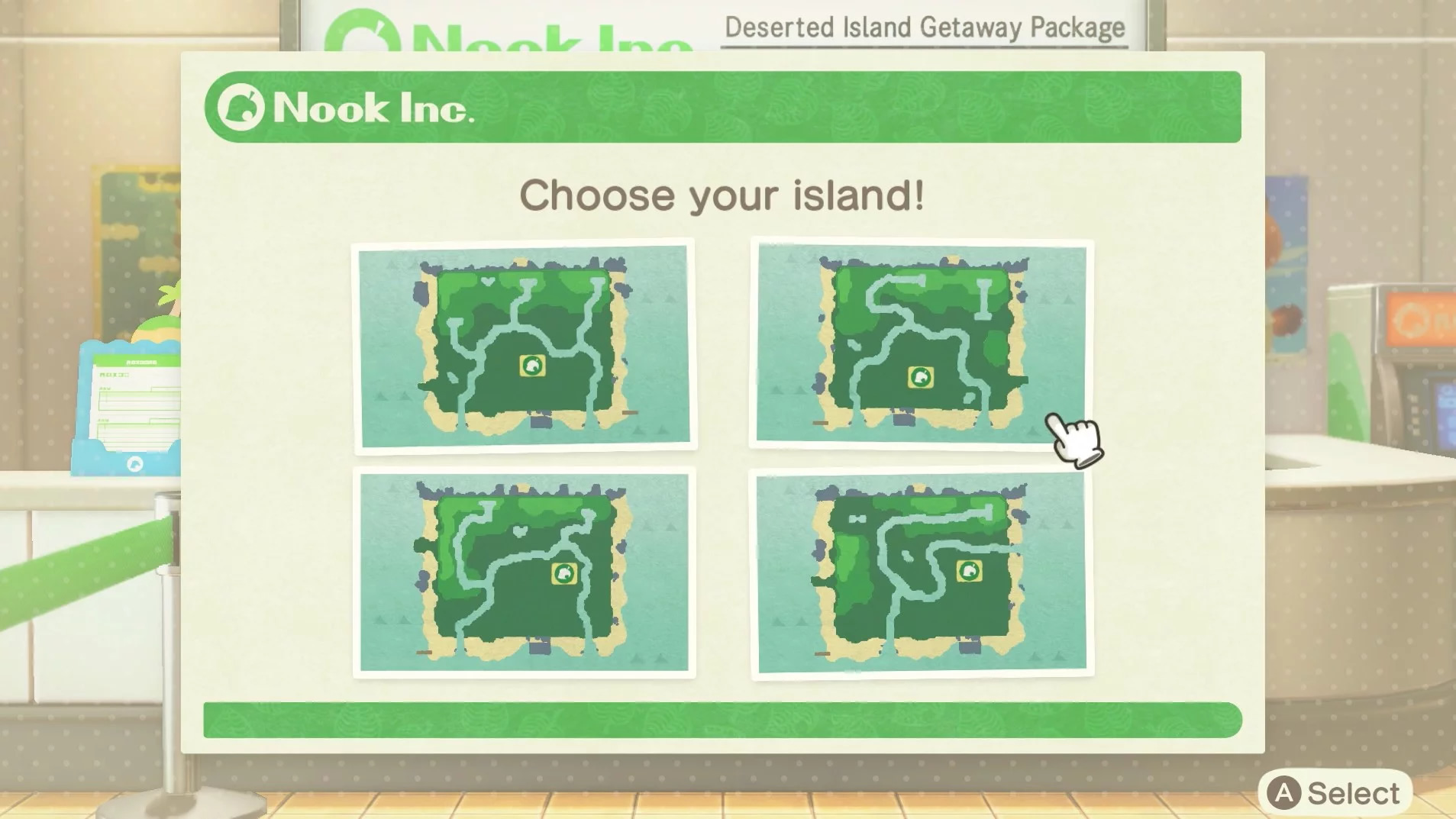 Animal Crossing New Horizons Which Island Layout To Choose Vg247